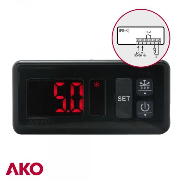 Termostato digital AKO-D14120