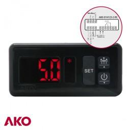 Termostato digital AKO-D14123-2-RC