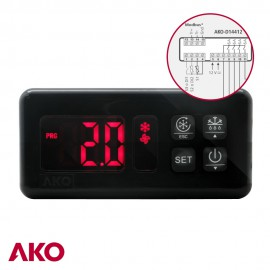 Termostato digital AKO-D14412
