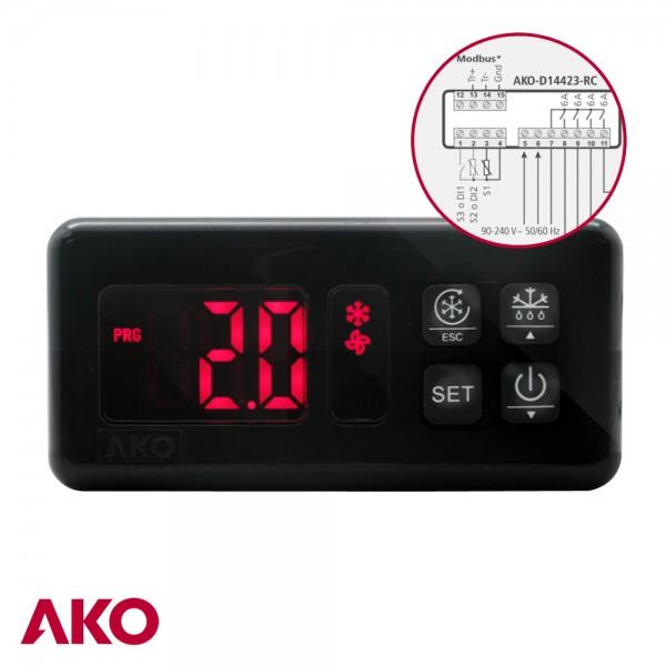 Termostato digital AKO-D14423-RC