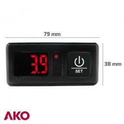 Termómetro homologado AKO-DH14023