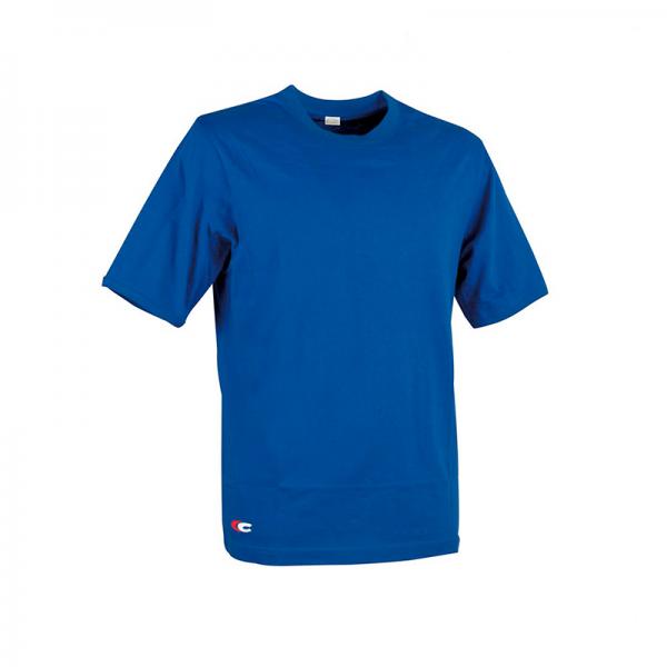 Camiseta Zanzibar azulina (royal) Cofra