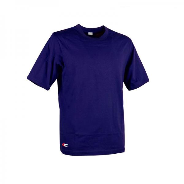 Camiseta Zanzibar azul marino Cofra