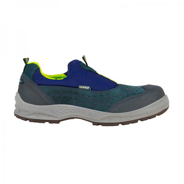 Zapatos de seguridad cofra setubal s1