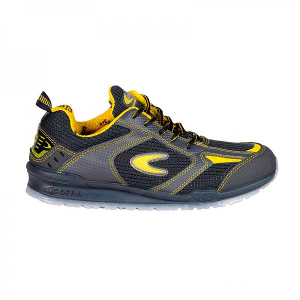 Zapatos de seguridad Cofra Carnera s1