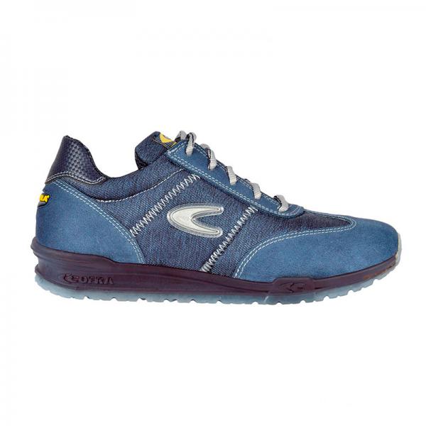 Zapatos de seguridad Cofra Brezzi s1