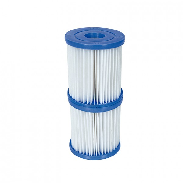 Filtro de cartucho tipo i para depuradoras 1.249 litros/hora (blister 2 unidades)