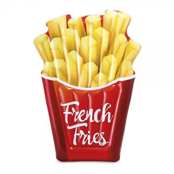 Colchoneta modelo patatas fritas