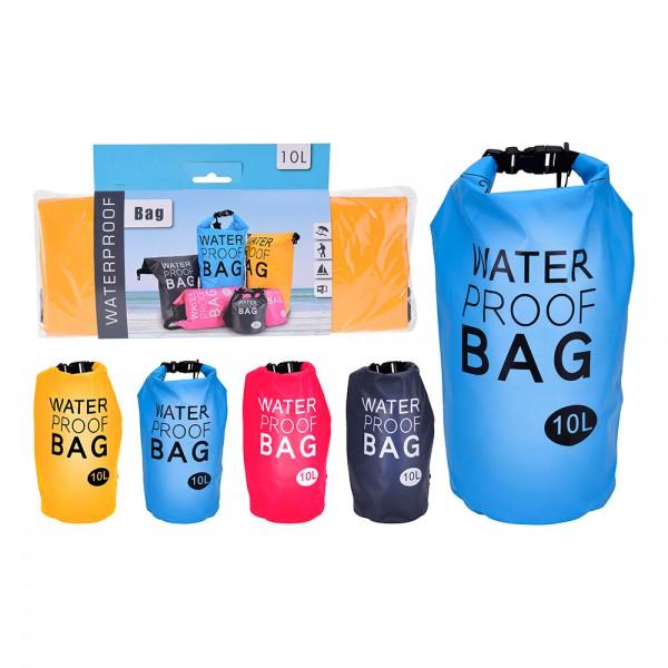 *ult.unidades* bolsa resistente al agua 10l
