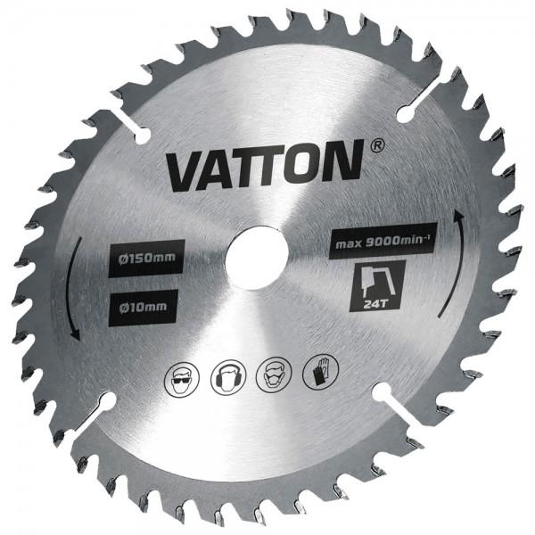 Disco sierra circular VATTON 150mm