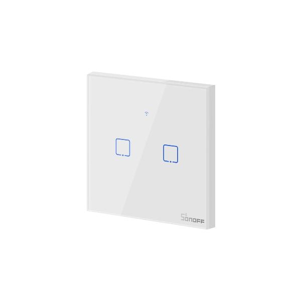 Interruptor Sonoff Wifi táctil 2...