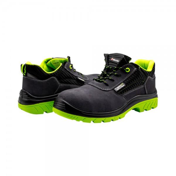 Zapato de seguridad serraje S1P...
