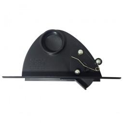 Recogedor de cocina negro (VAC PAN)