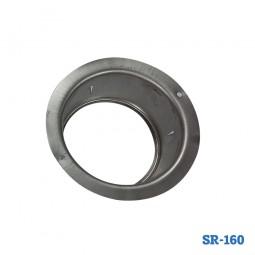 Boca de extracción metálica SR-160