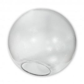 Bola policarbonato prismática incolora D.450 mm
