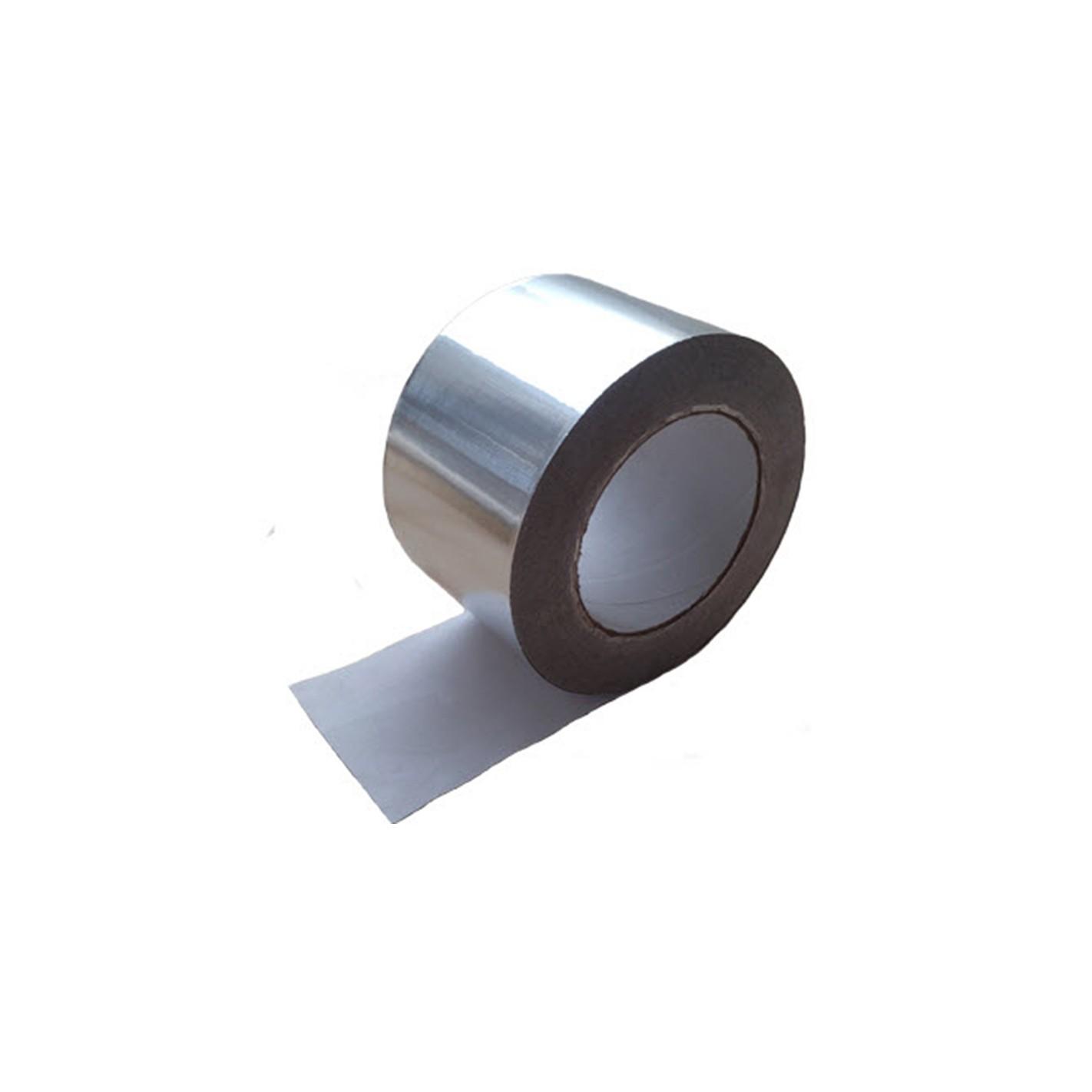 cinta de aluminio 30 micras alg sistemas