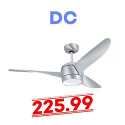 Ventilador DC al -50%